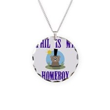 Homeboy Groundhog Day Necklace