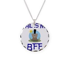 Phil BFF Groundhog Day Necklace