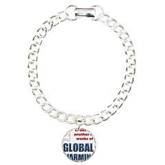 Groundhog Day Charm Bracelet, One Charm
