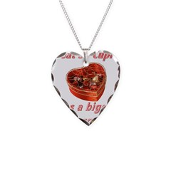 Cupid's Target Necklace