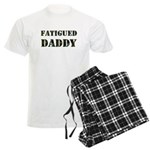 Fatigued Daddy Men's Light Pajamas
