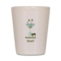 Momtini Shot Glass