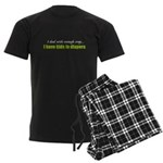 New Section Men's Dark Pajamas