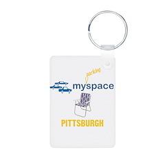 myspace Keychains