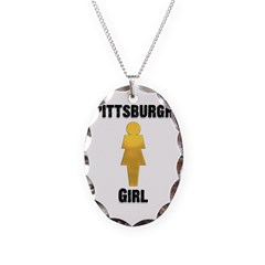 Pgh Girl Necklace