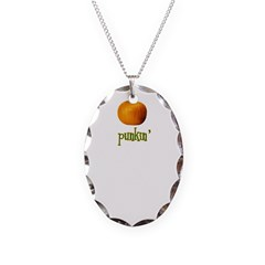 punkin' Necklace