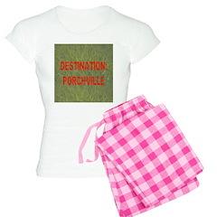 Destination: Porchville Pajamas