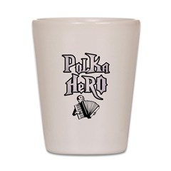 Polka Hero Shot Glass