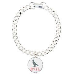 Evil Pigeon Bracelet