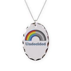 Undecided Rainbow Necklace