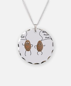 Talking Potatoes Necklace