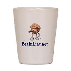 BrainLint.Net Shot Glass