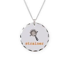 Strainer Necklace