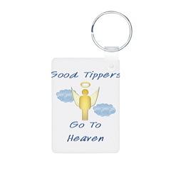Good Tipper Angel Keychains
