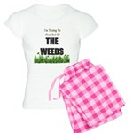 The Weeds Women's Light Pajamas
