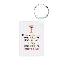 Bartender/Therapist Keychains
