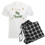 Future Big Tipper Men's Light Pajamas