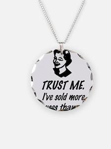 Trust Me Female Necklace