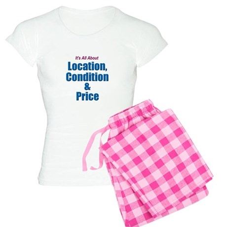 Location, Condition and Price Women's Light Pajama