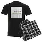 Tough Negotiator Men's Dark Pajamas