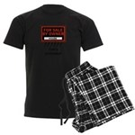 fsbo Men's Dark Pajamas