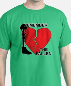 Remember The Fallen T-Shirt