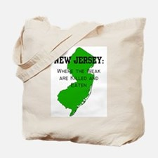 Killed and Eaten Tote Bag