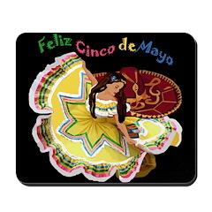 Feliz Cinco de Mayo Mousepad