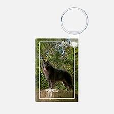 Belgian Sheepdog-2 Keychains