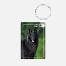 Belgian Sheepdog-1 Keychains