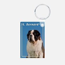St Bernard-7 Keychains