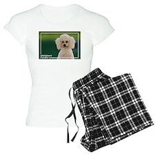 Miniature Poodle-9 Pajamas