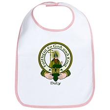 Daly Clan Motto Bib