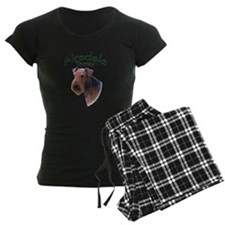 Airedale Terrier-1 Pajamas
