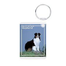 Australian Shepherd-6 Keychains