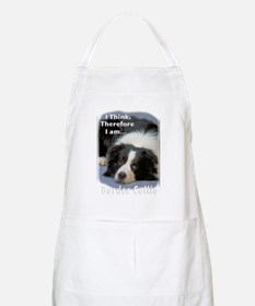 Border Collie-3 Apron