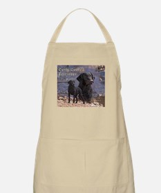 Curly Coated Retriever-2 Apron