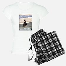 Doberman Pincher-3 Pajamas