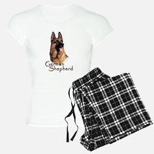 German Shepherd Dog-1 Pajamas