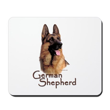 German Shepherd Dog-1 Mousepad
