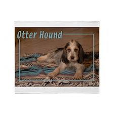 Otteround-7 Throw Blanket