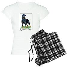 Rottweiler-1 Pajamas