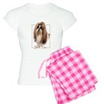 Shih Tzu-2 Women's Light Pajamas