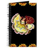 Mexican dancer Journals & Spiral Notebooks