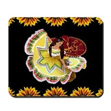 Mexican Quinceanera Mousepad