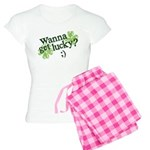 Wanna Get Lucky? Women's Light Pajamas