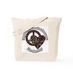 Be Groovy Tie Dye Art Tote Bag