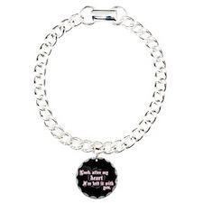 Edward Heart Twilight Bracelet