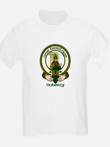 Doherty Clan Motto T-Shirt