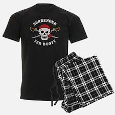 Surrender Yer Booty Pajamas